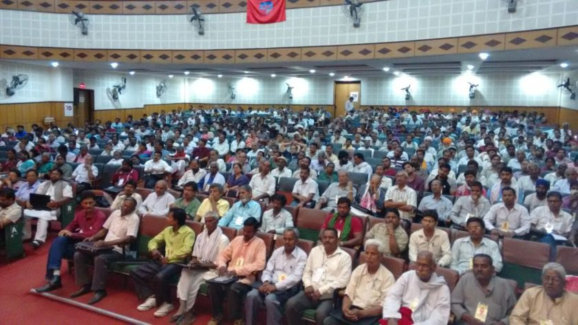 AICCTU 9th National Conference May 2015